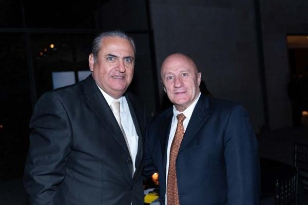 Salvador Neme y José Ignacio Ortiz