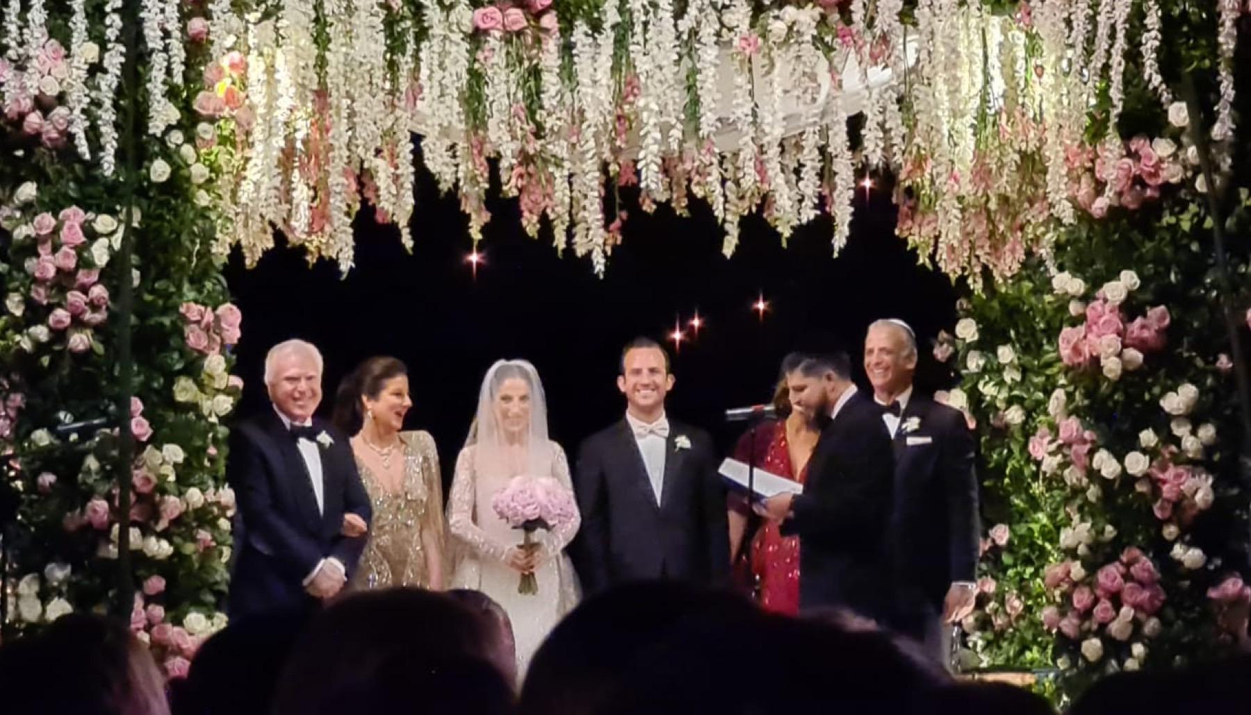 La boda de Deborah Sandler y Daniel Artenstein