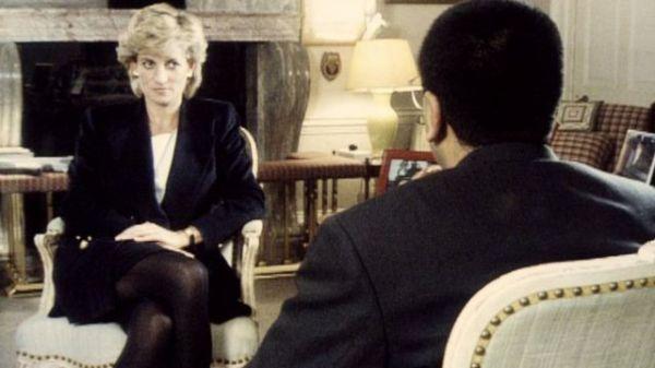 Entrevista Princesa Diana