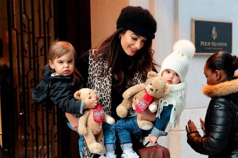 Amal-Clooney-y-sus-hijos