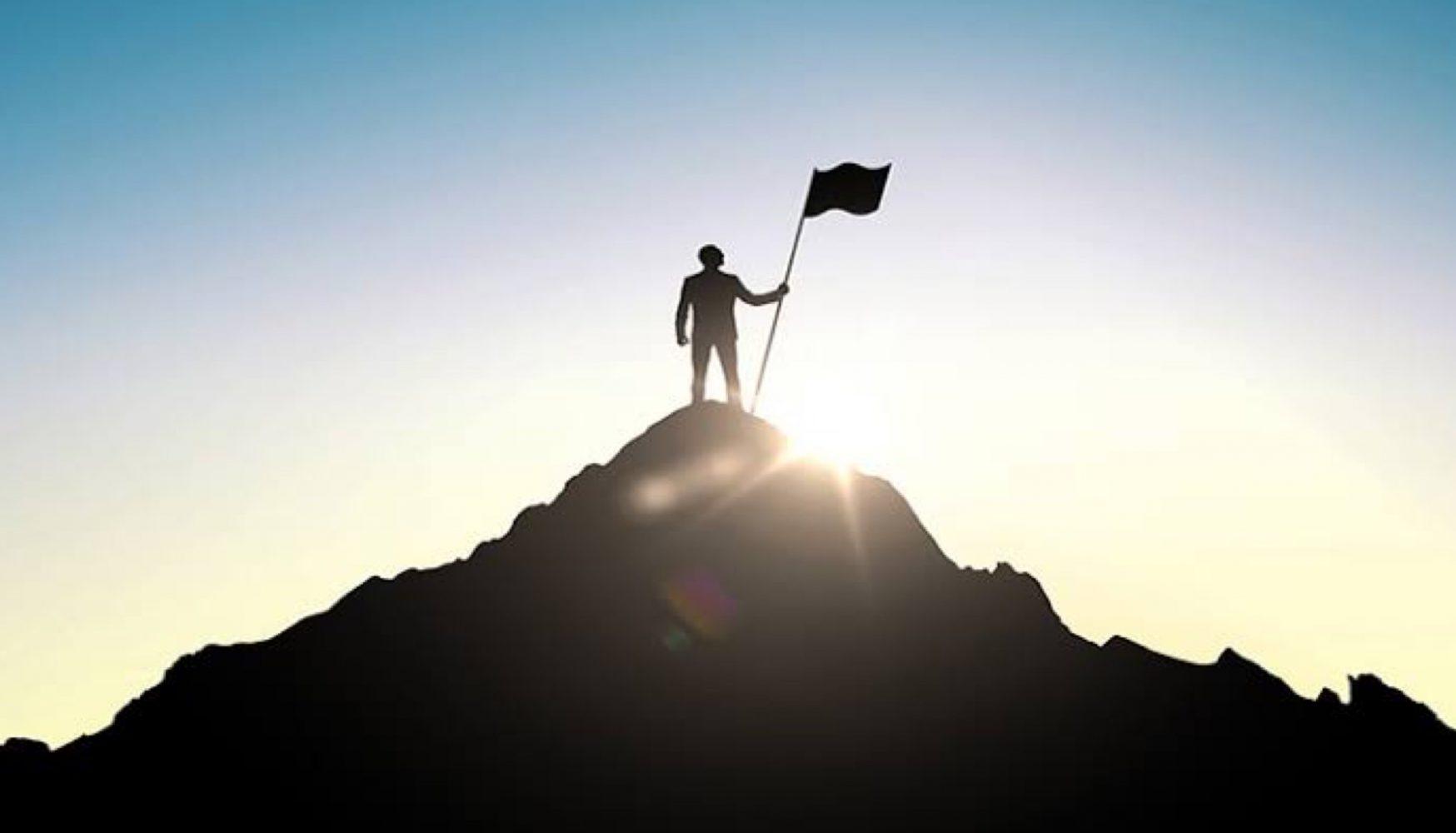 4 pasos para alcanzar tus metas