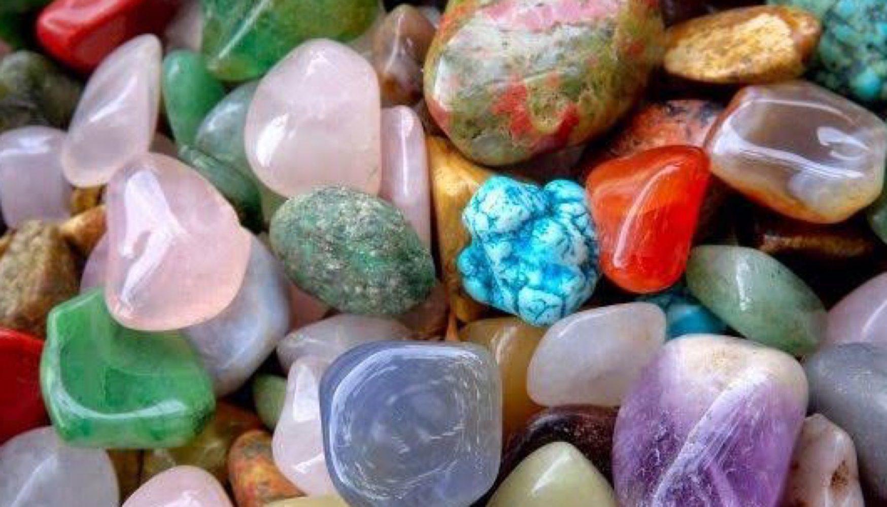 Poderosos cristales para tu energía