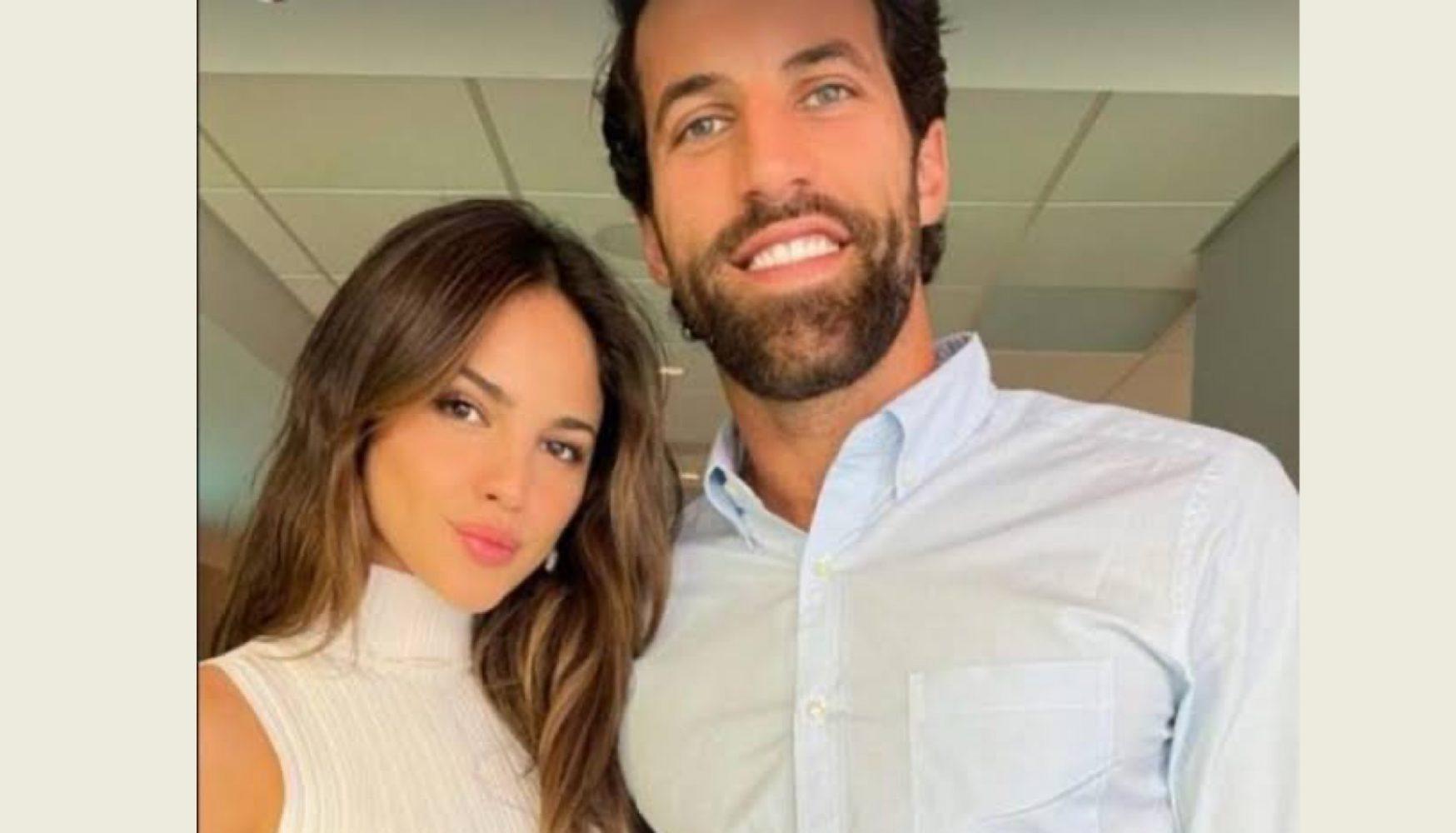 Eiza González y su novio Paul Rabil