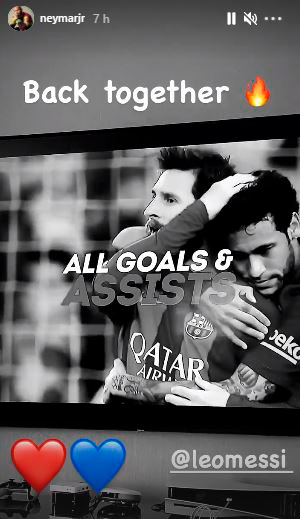 Neymar-y-Messi-instagram