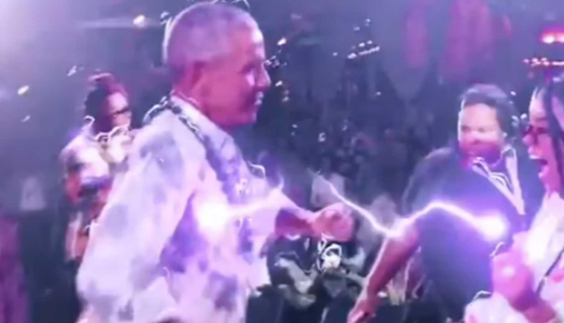 Barack Obama celebra su cumpleaños 60 a lo grande