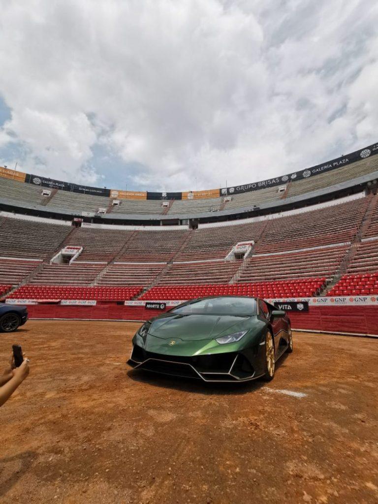 Lamborghini celebra su décimo aniversario