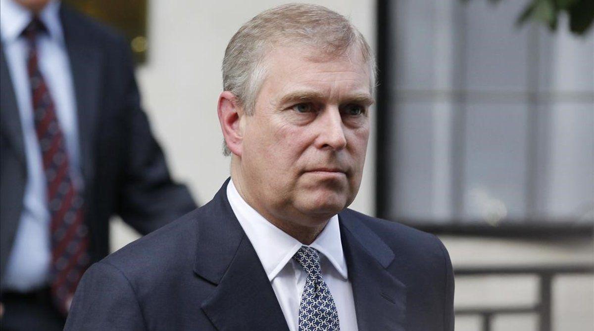 Príncipe Andrés demanda por violación