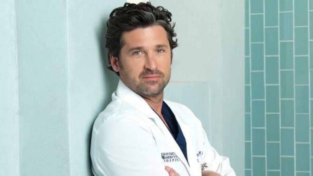 Patrick Dempsey en Grey's Anatomy