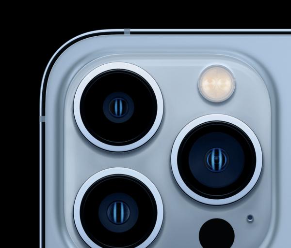 camara iPhone 13