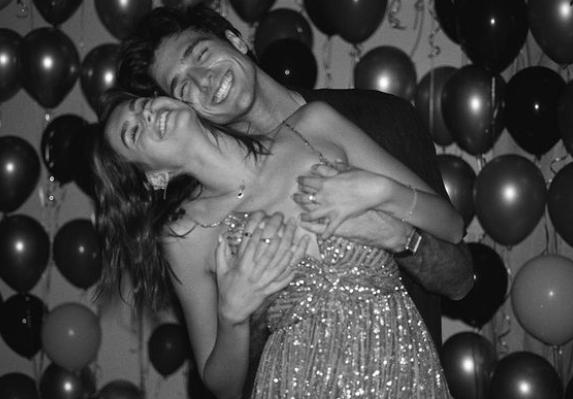 Kaia Gerber celebró su cumpleaños #20 con su novio, Jacob Elordi.
