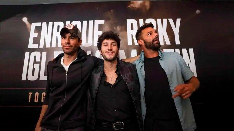 Enrique-Iglesias-Sebastian-Yatra-Ricky-Martin