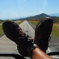 Cómo elegir calzado para un viaje mochilero