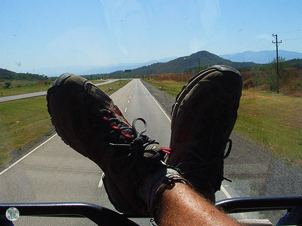 Como elegir calzado mochilero