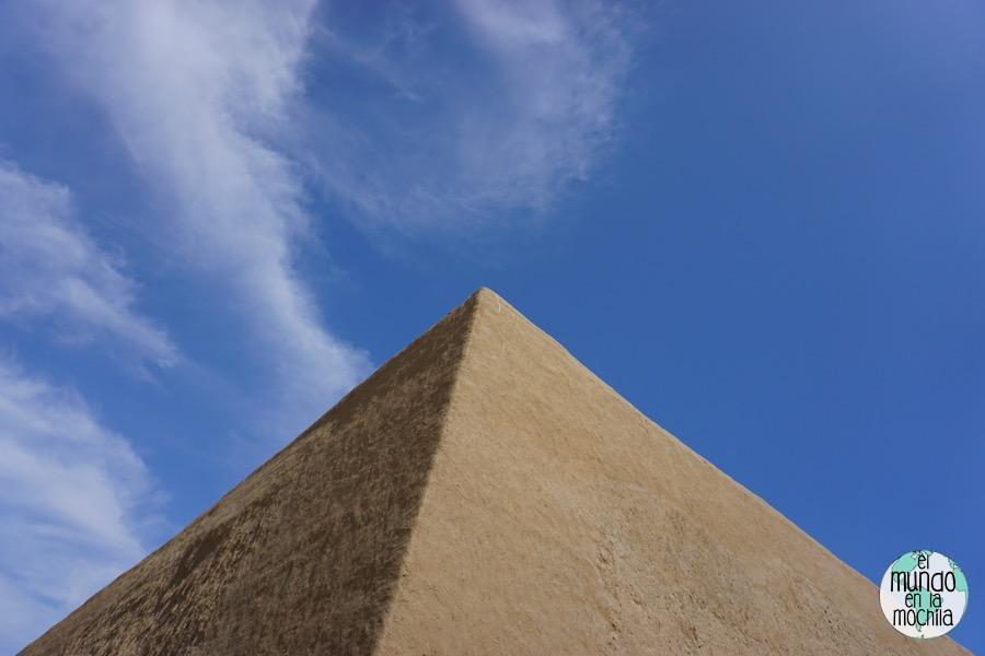 Geometría Chimú en el Chan Chan desconocido