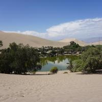 Huacachina. La magia del desierto