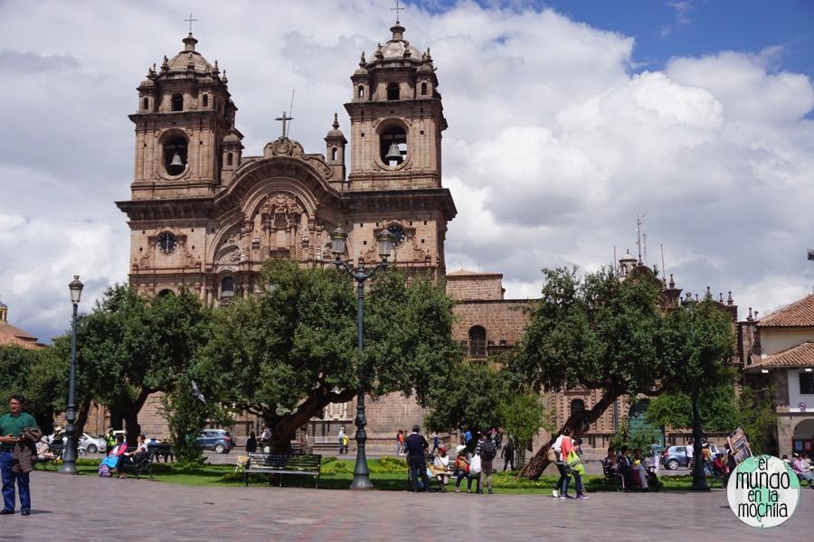 La Plaza de Armas de Cusco