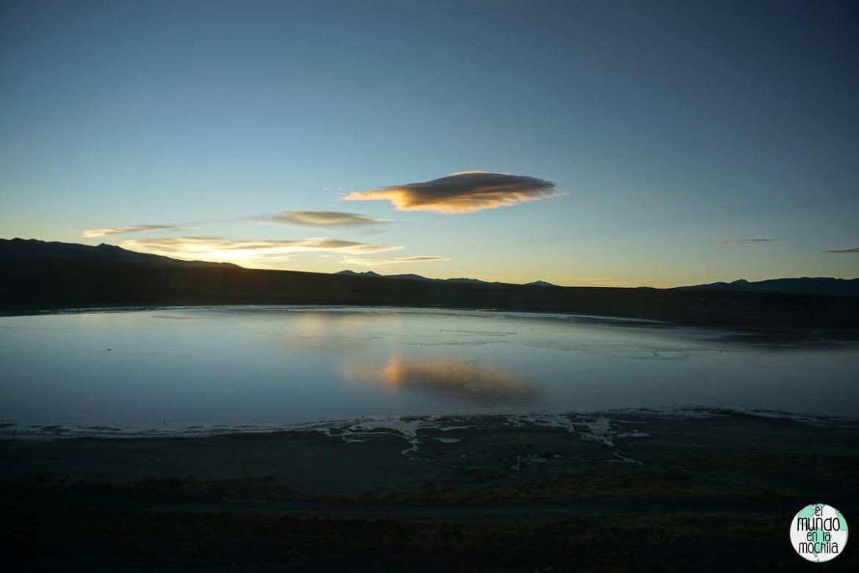 salar uyuni reserva eduardo avaroa amanecer lago
