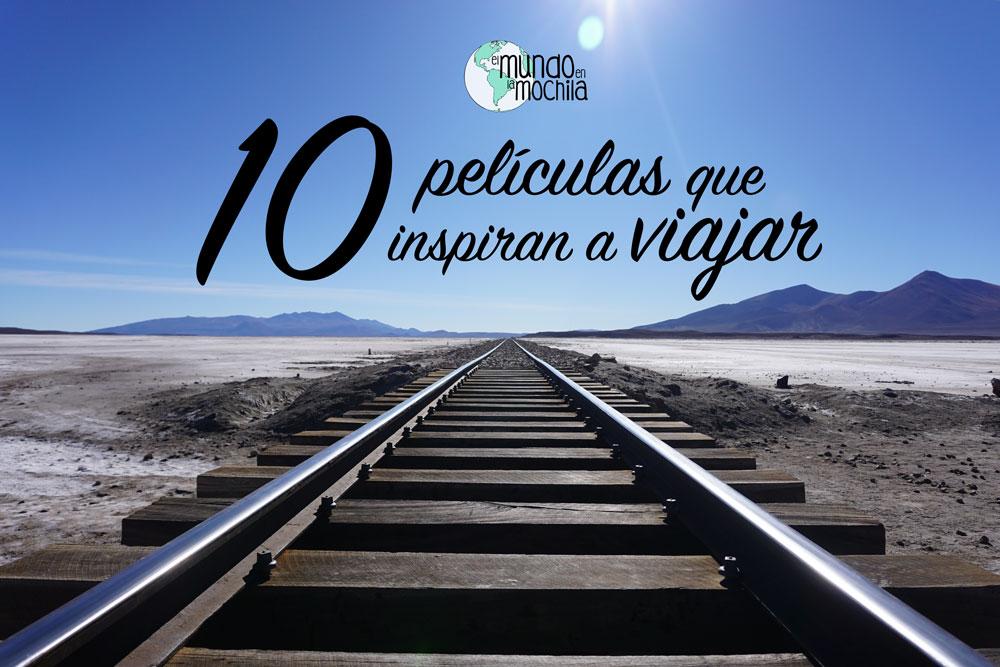 Foto de portada del artículo 10 películas que inspiran a viajar