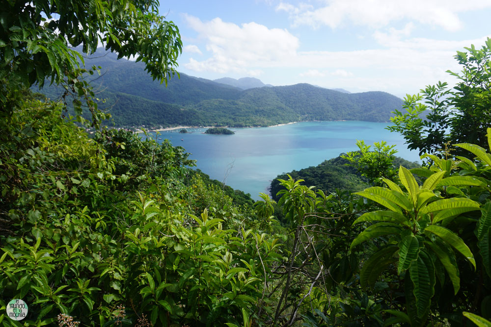 ilha grande paraiso mochilero