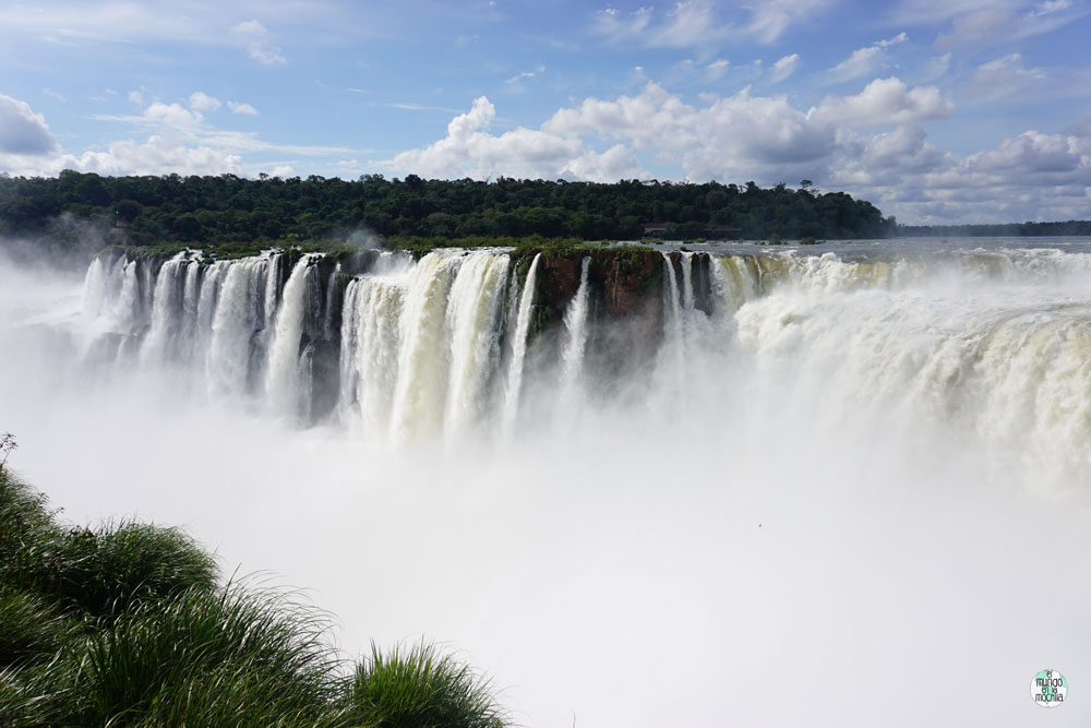 Cataratas de Iguazú, Argentina - Los 10 mejores destinos mochileros de Sudamérica