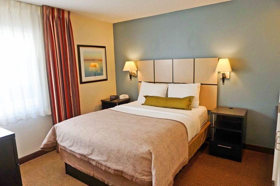 Habitación en un Business Hotel