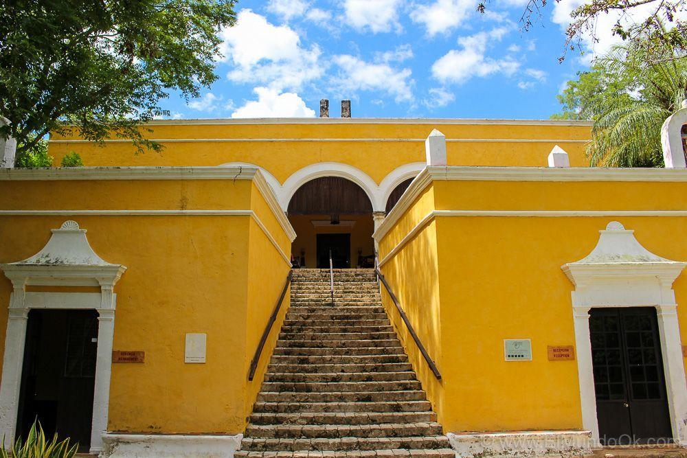 Experiencia Hacienda Uayamón, Historia y Lujo a las afueras de Campeche (México)