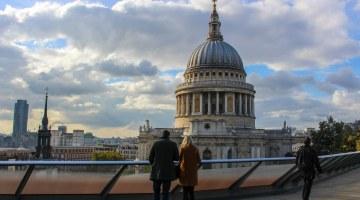10+1 Vibrantes lugares para disfrutar de Londres desde las alturas