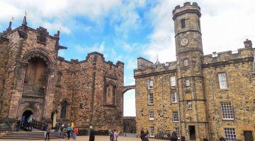 El Castillo de Edimburgo y sus 10 curiosidades históricas