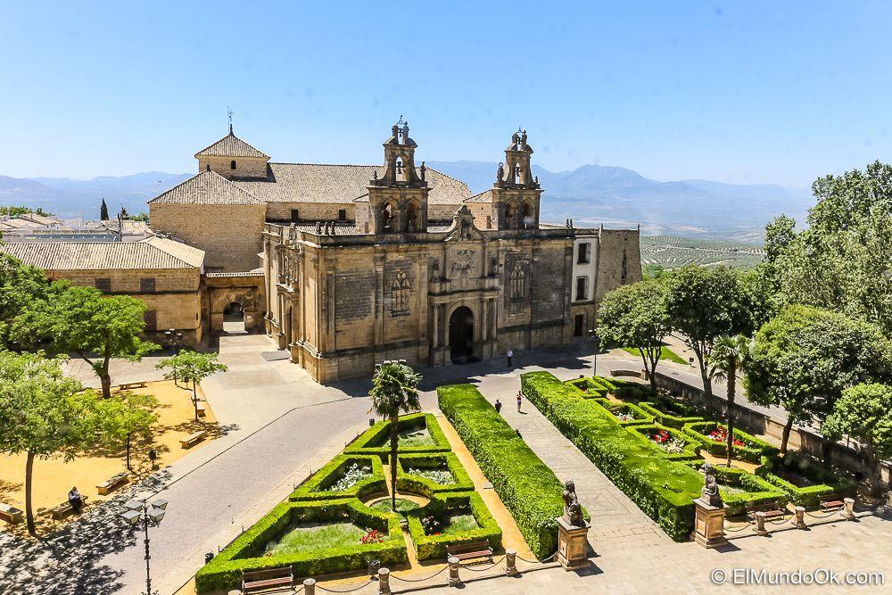 Visitar Úbeda (Jaén). Andalucía. España.