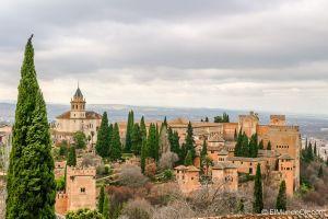 Visitar la Alhambra en Granada, un imprescindible en tierras españolas