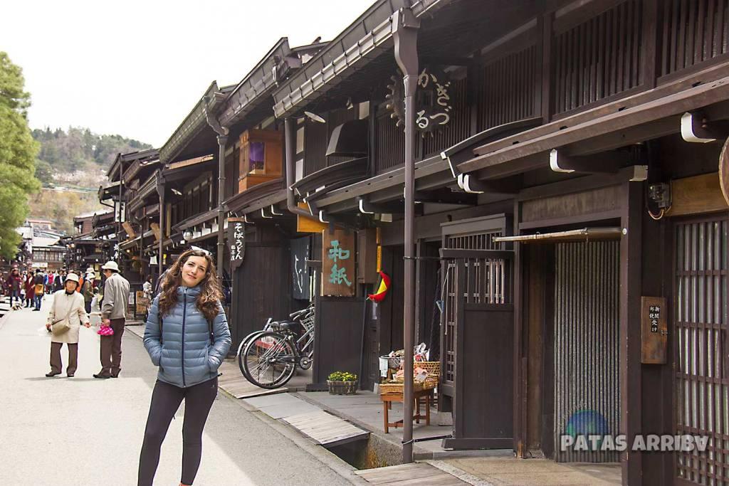 Sanmachi, el casco histórico de Takayama