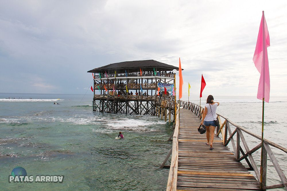 Siargao capital del surf en Filipinas