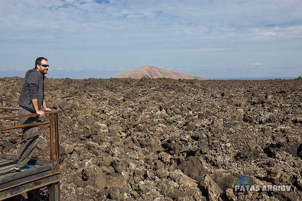 Campo de Lava Lanzarote