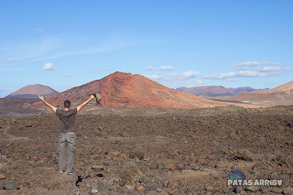 Volcán Campo de Lava Lanzarote