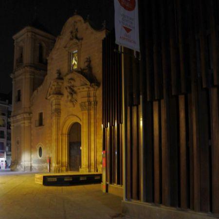 Iglesia de Santa Eulalia y museo La Muralla