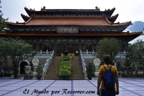 Templo de Po Lin