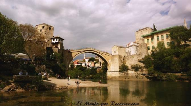 La Ruta de los Balcanes (V): Mostar