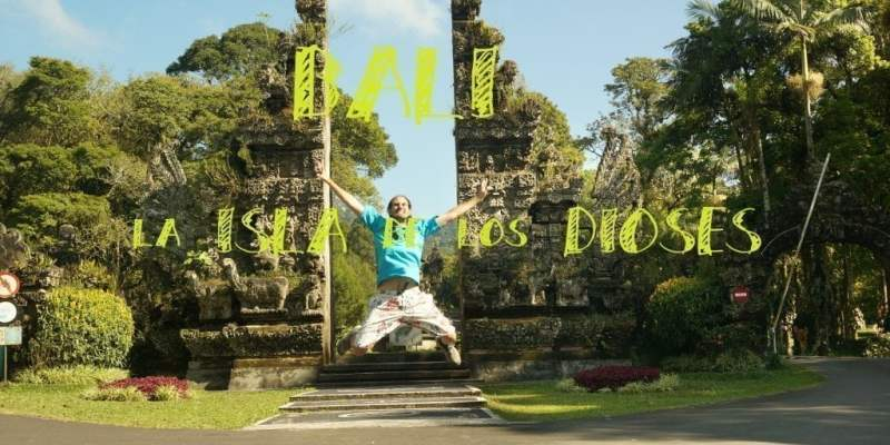 Ubud: En el corazón de Bali. La ciudad introducida en la selva