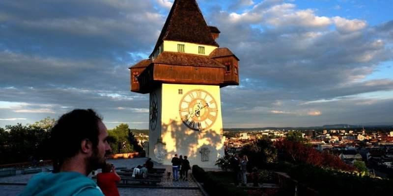 Graz: El sur de Centro Europa