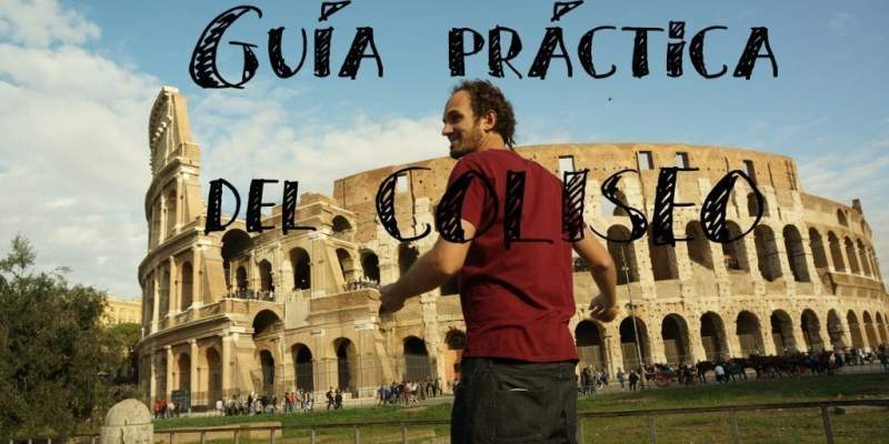 Visita el Coliseo sin Morir en el Intento