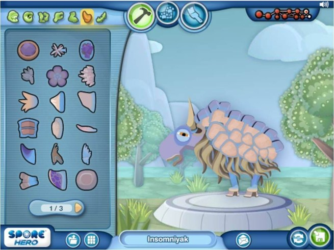 spore_creature_creator_2-d_flash_001
