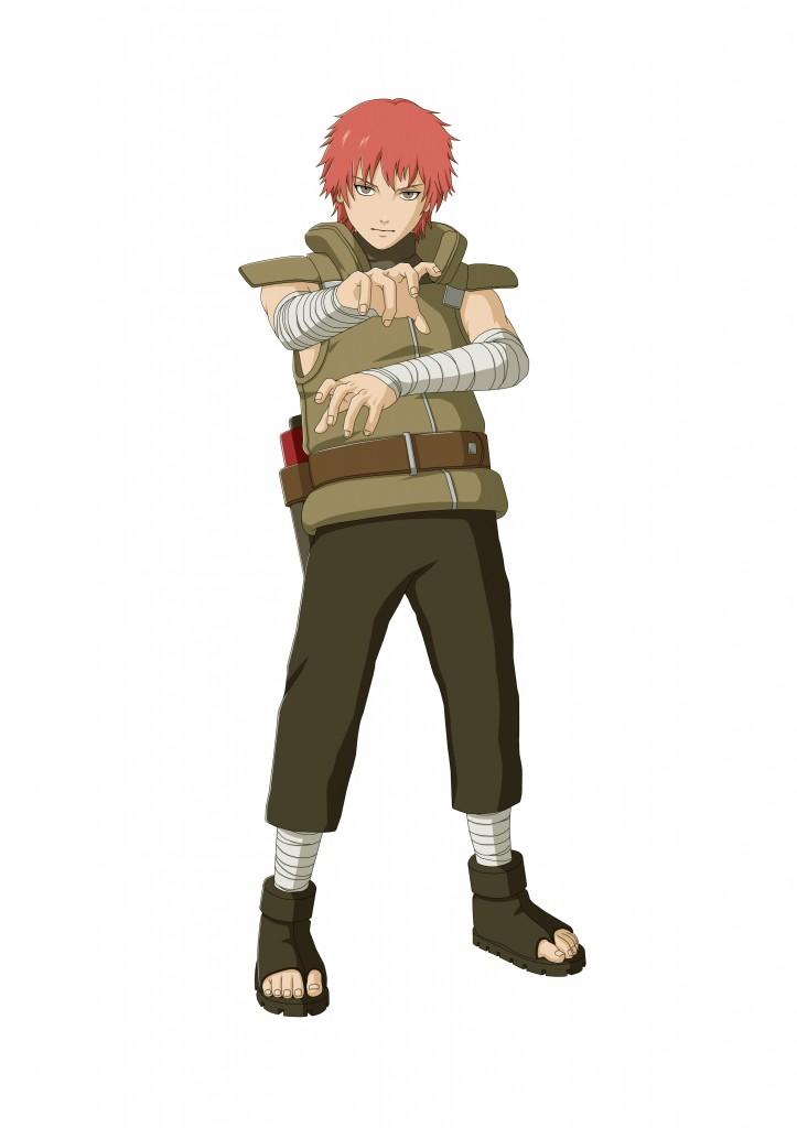 Naruto Shippuden: Ultimate Ninja Storm Revolution - Akatsuki - Sasori - Masashi Kishimoto