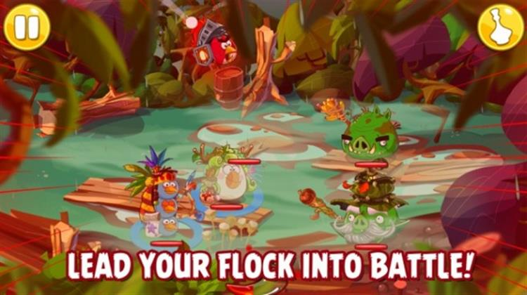 """Angry Birds Epic"""
