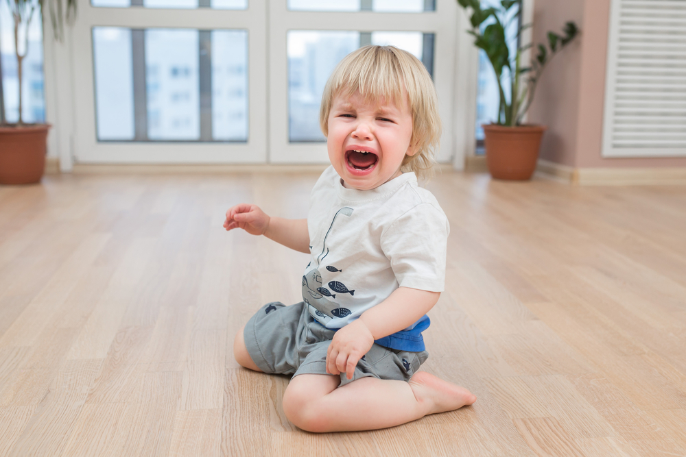 4 Reasons Why It's Good for Your Toddler to Throw a Tantrum