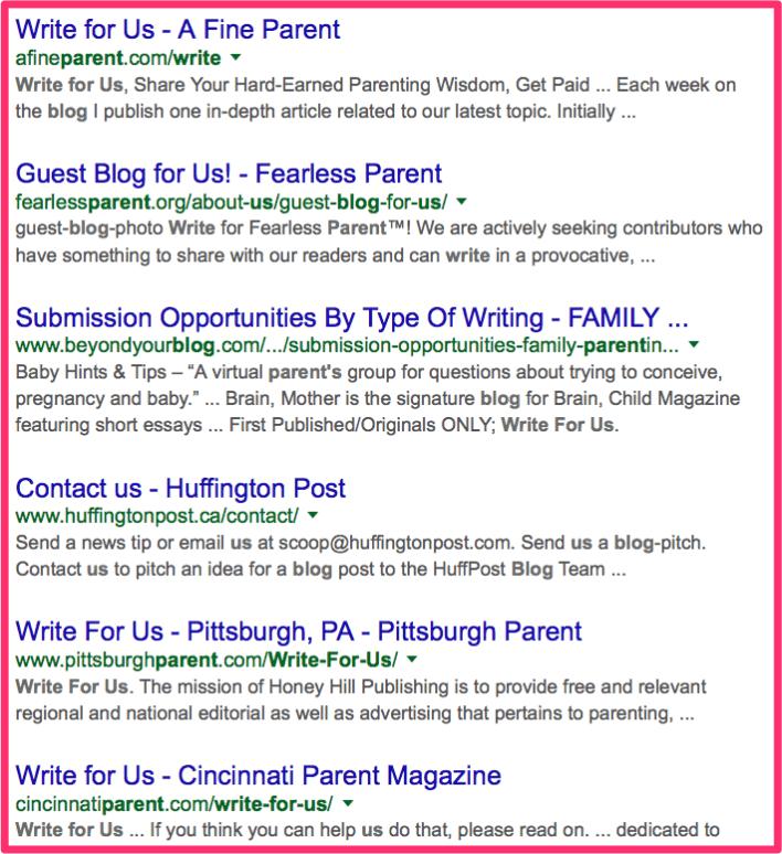 parent-blogs