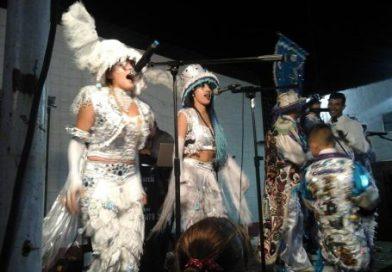 Comenzaron los Carnavales 2017 en la Asociación Juventud de Ciudad Evita