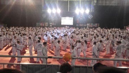 Se desarrolló el Seminario y Curso Internacional de Taekwon-do ITF en Buenos Aires.