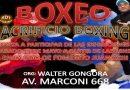 """Exhibición de boxeo en Atalaya """"Sacrificio Boxing"""""""