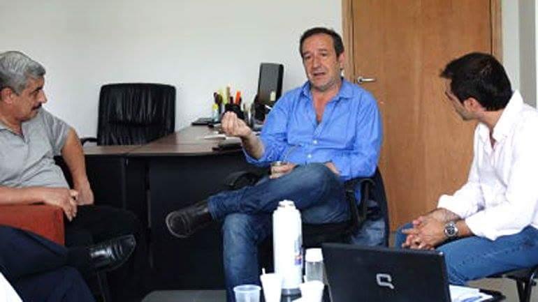 Miguel Saredi elogió el Punto Arba de San Justo
