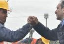 """Miguel Saredi """"Ya funciona la tuneladora que construye cloacas en La Matanza"""""""